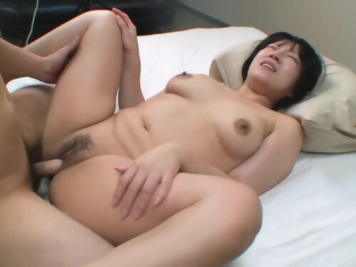 Sexy Asian Chick Bouncing On His Dick As Youll See Here